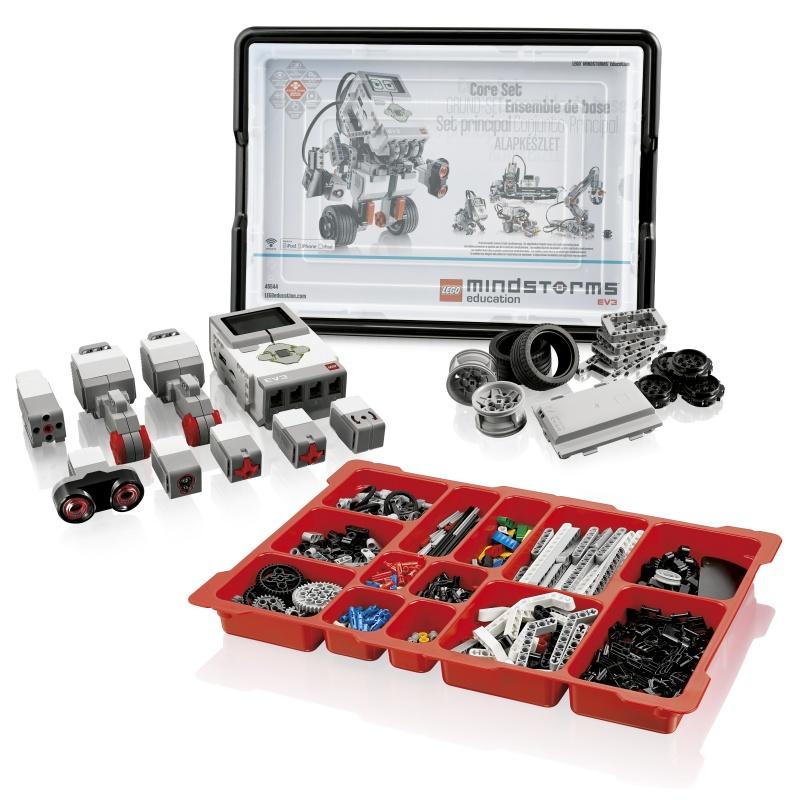 Образовательное решение LEGO® MINDSTORMS® Education EV3 | LEGO 45544 - Официальный дистрибьютор